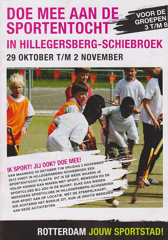 Sportentocht Rotterdamse Rugby Club